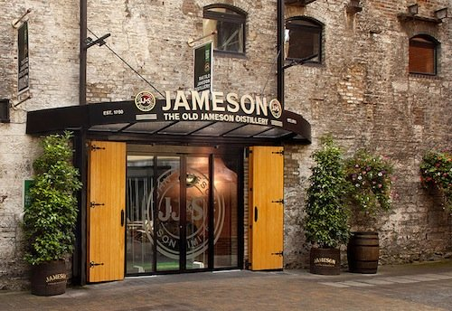 Old Jameson Distillery, Dublin, Ireland