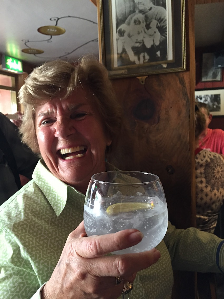 Julaine is a huge fan of Antartic Explorer Tom Crean from Annascaul in County Kerry
