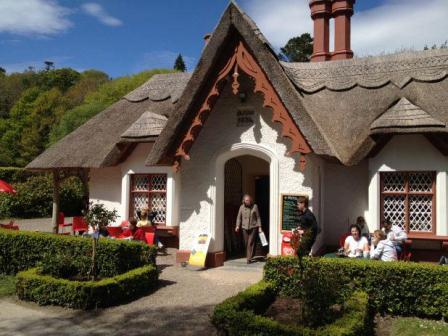 Deenagh Lodge, Killarney National Park, County Kerry