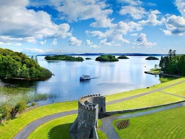 Lough Corrib Cruise to Ashford Castle