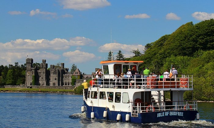 Lough Corrib Cruise to Inchagoill and Ashford Castle