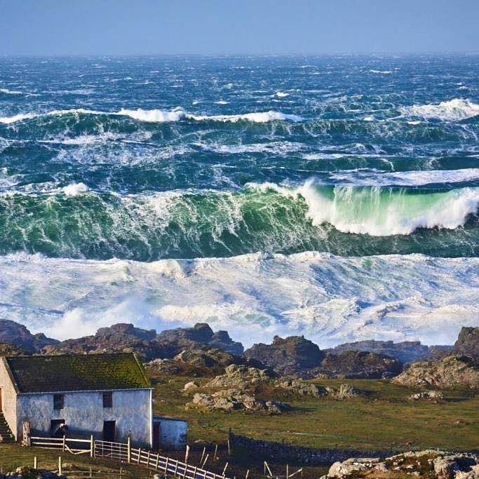Malin Head, County Donegal