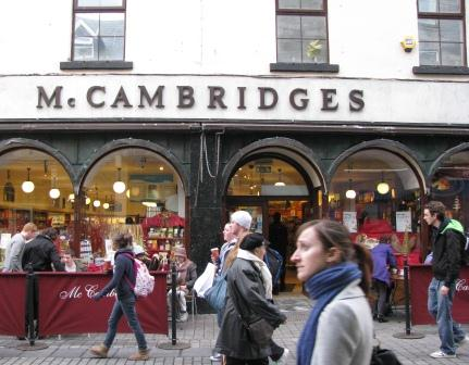 McCambridges, Shop St, Galway