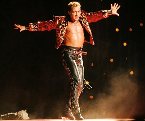 Michael Flatley, Lord of the Dance!