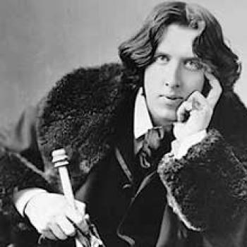 Oscar Wilde, Dublin Writers Museum, Parnell Square