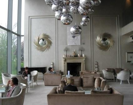 The G Hotel,  Galway, Silver Lounge