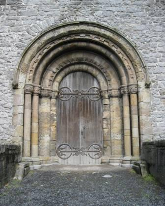 St Marys Cathedral - West Door