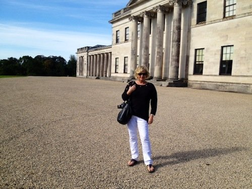 Susan Byron, Castle Coole, County Fermanagh