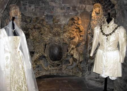 The Tudors Costumes, Christchurch Cathedral, Dublin