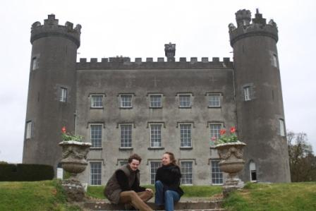 Tullynally Castle, County Westmeath