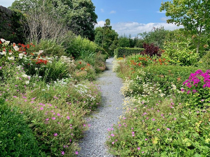 Woodville Walled Garden, County Galway
