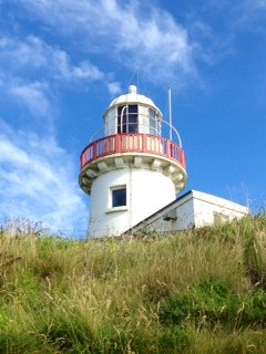 Youghal Light House, County Cork